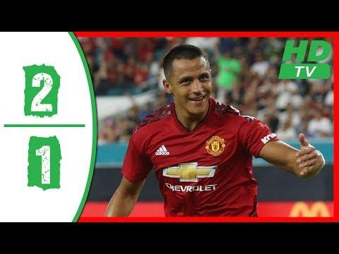 Man Utd vs Real Madrid 2-1 Highlights 2018