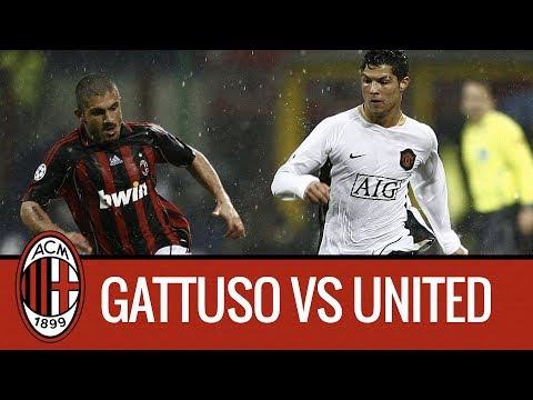 Gattuso vs Manchester