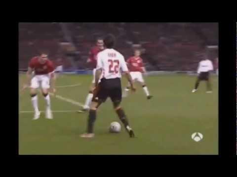 Kaká vs Manchester United – Away (06-07) HD
