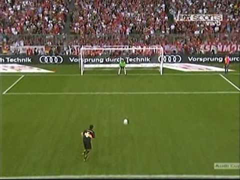 Boca Jrs. Vs. AC Milan [Copa Audi 2009] Definición por penales Fox Sports (HQ)