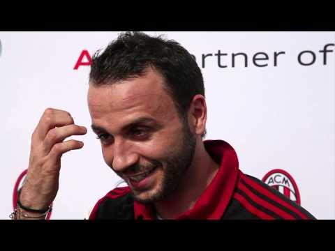 AC Milan & Audi – Dubai Football Challenge