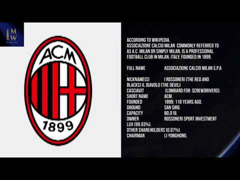 A C Milan 1 minute wiki