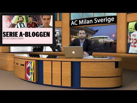 AC Milan Sverige TV