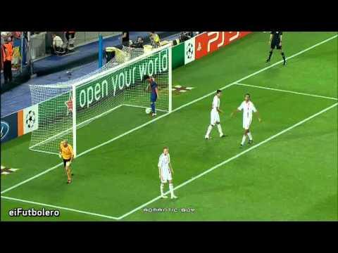 FC Barcelona 2-2 AC Milan   Highlights (13/9/2011)
