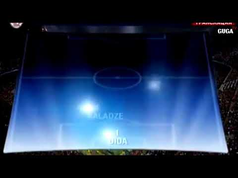 AC Milan vs Manchester United 3-0 – UCL 2006-2007 – Full