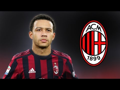 Memphis Depay – Welcome to AC Milan – Skills & Goals 2018 | HD