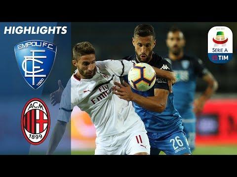 Empoli 1-1 Milan | Third Consecutive Draw For AC Milan | Serie A