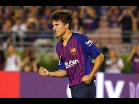 Barcelona kid Riqui Puig is 'spectacular' – AC Milan coach Gennaro Gattuso