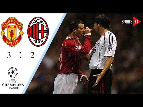 Manchester United vs AC Milan  All Goals & Extended Highlights RESUME & GOLES  Last 1  Matches  HD
