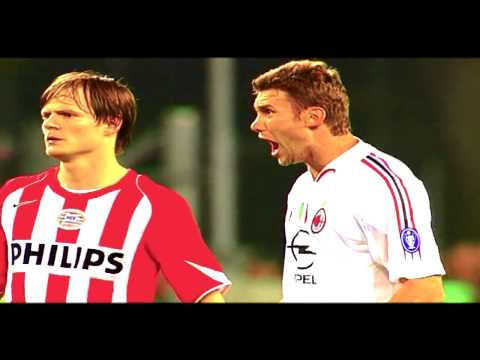 PSV – AC Milan Semi Final 3-1 CL 2004/2005