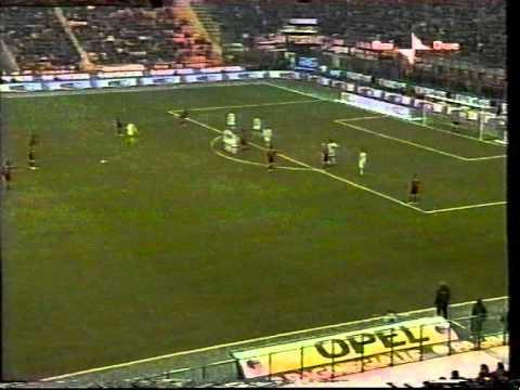 Serie A 2004/2005: AC Milan vs Lazio 2-1 – 2005.02.06