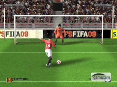 Man. Utd. vs Chelsea: Penalty Shootout
