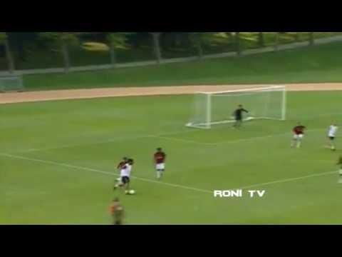 Ronaldinho vs AC Milan Primavera – 2010 – [ roni TV ]