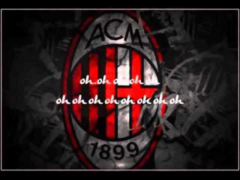 Anthem's Milan AC LYRICS