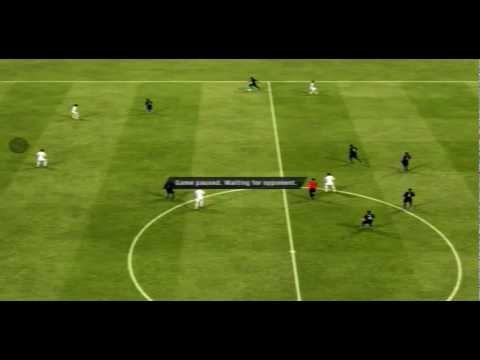 FIFA 12|H2H| Real Madrid vs Man City