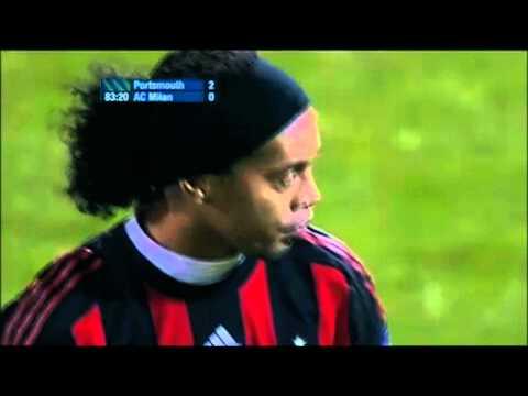 Ronaldinho's Best Goals & Tricks! AC Milan ᴴᴰ