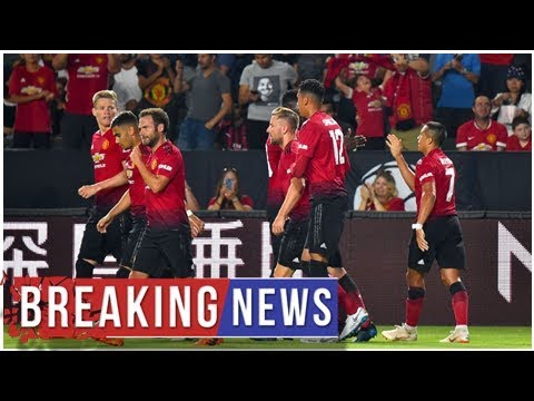 Breaking News – AC Milan vs. Manchester United