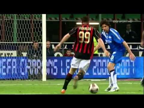 Ronaldo A.C Milan 2007/2008