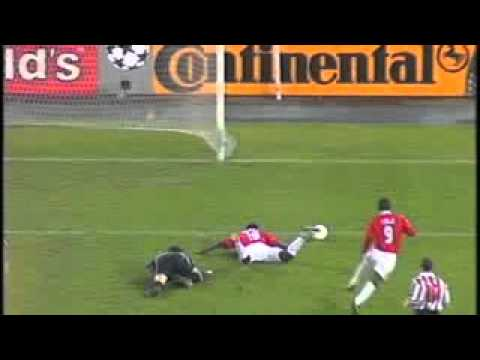 Manchester United's best European semi final goals