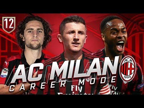 FIFA 19 AC MILAN CAREER MODE #12 – CASTILLEJO SWAP DEAL FOR INSANE PLAYER!