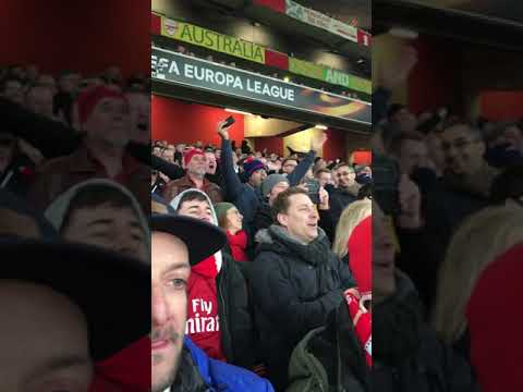 15-03-2018 Arsenal-AC Milan 3-1 Ospina-song