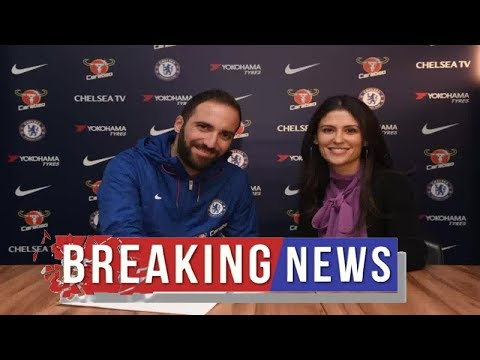 Chelsea latest news: What Chelsea transfer ban could mean for Gonzalo Higuain this summer