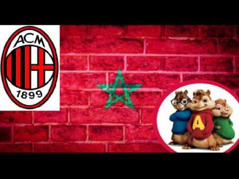 AC Milan Song – The Chipmunks