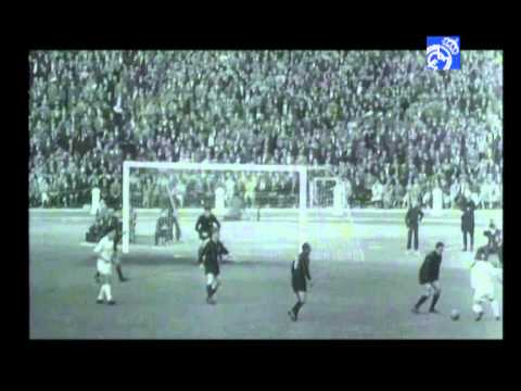 3rd European Cup, 1958: Real Madrid 3-2 AC Milan