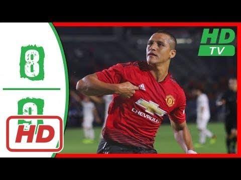 AC Milan vs Man Utd 1-1 (Pens 8-9) Highlights 2018 – Highlights 2018