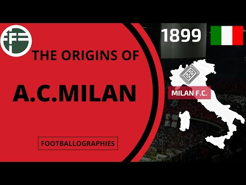 AC Milan |Football Club Origins