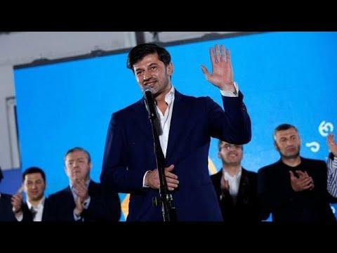 El exfutbolista Kaladze se convierte en el nuevo alcalde de Tiflis