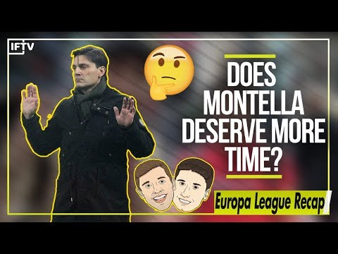 Is Montella the problem at AC Milan? | Review Show