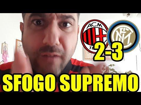 SF0G0 SUPREMO || Milan-Inter 2-3