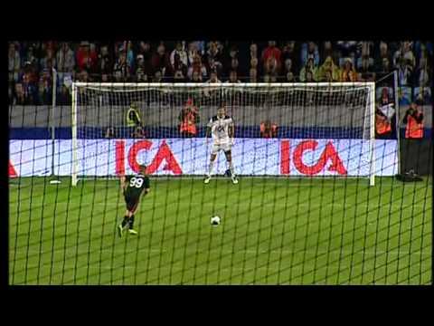 Penalties Malmo vs AC Milan – 14/08/2011