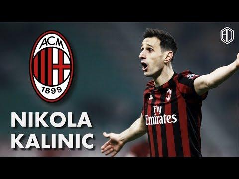 Nikola Kalinić ● Goals, Skills & Assists ● AC Milan ● 2017/18 ● HD
