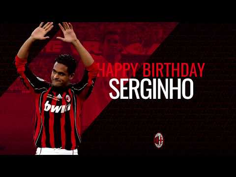 Serginho's goals and skills at AC Milan
