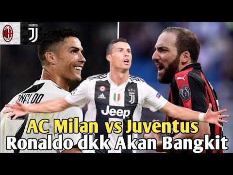 AC Milan Vs Juventus, Cristiano Ronaldo dkk Segera Bangkit dari Keterpurukan