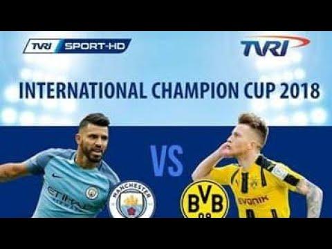 Woww!!  TVRI Siarkan TURNAMEN PRA-MUSIM INTERNASIONAL CHAMPIONS CUP (ICC) 2018