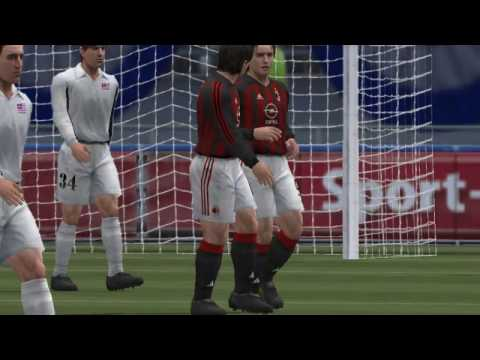 Pro Evolution Soccer 3 – 2003 – A.C. Milan VS Real Madrid C.F. (PC)