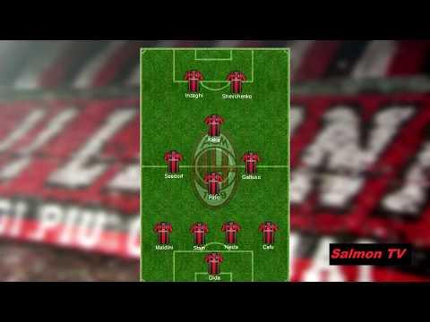 One of the Greatest squad -XXI Century – Ac Milan season 2004-2005