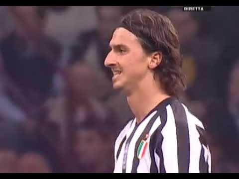Milan vs  Juventus FULL MATCH (29/10/2005)