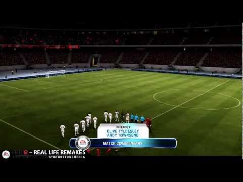 Liverpool vs AC Milan 2005 Champions League Final (FIFA)