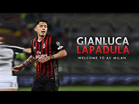 Gianluca Lapadula – Welcome to AC Milan [HD]