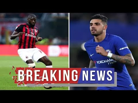 Chelsea News: Chelsea set to face AC Milan double deal decision: Tiemoue Bakayoko involved