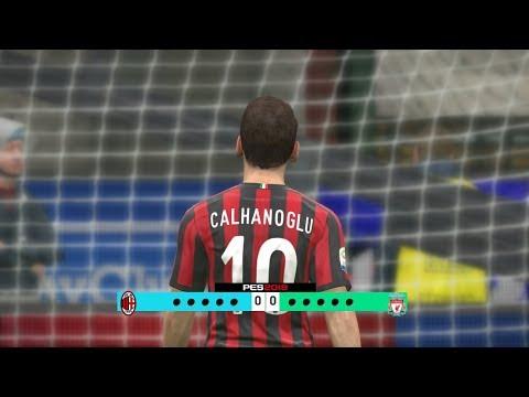 AC Milan vs Liverpool – Penalty Shootout [New Kits 2017/18]