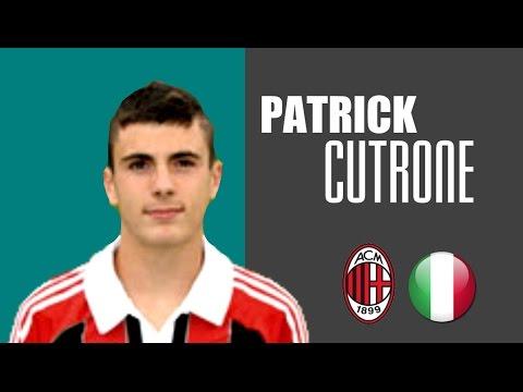 PATRICK CUTRONE | Goals, Skills, Assists | Milan AC | 2014-2015