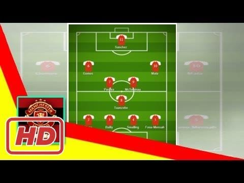 ManUtd News – Gomes starts – Strongest 4-3-3 Man United XI v AC Milan – Highlights 2018