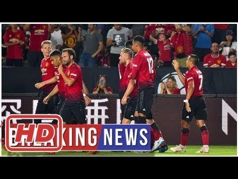 Breaking News – AC Milan vs. Manchester United – Highlights 2018