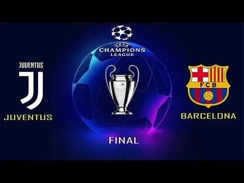 PES 2019 | JUVENTUS vs BARCELONA | UEFA Champions League Final | Penalty Shootout | Full Match PS4