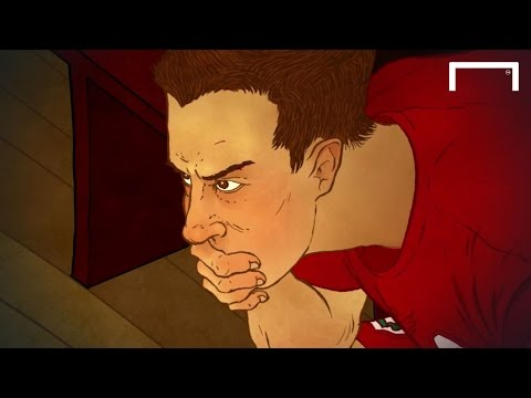 Liverpool in the 2005 UCL final – A cartoon